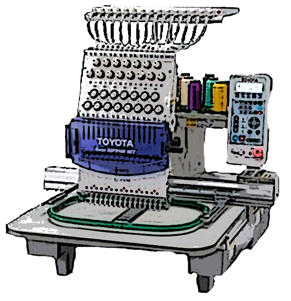 tajima embroidery machine repair