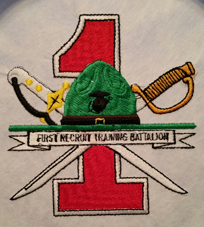 1st Recruit Training battalion
